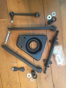 Mgb Front Suspension Parts Spring Pan More