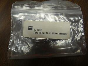 Zeiss Apotome Grid Gitter For Axio Imager H I 423662 New