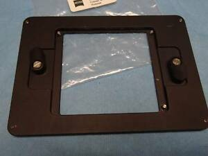 Zeiss Stage Insert Mounting Frame 160x116 Mm Correlation Microscopy 432335 9090