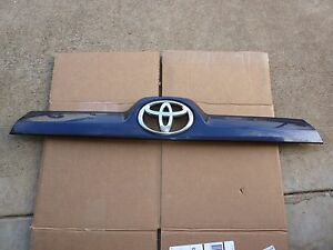2006 2007 2008 Toyota 4runner Front Grille Moulding Trim 53121 35020