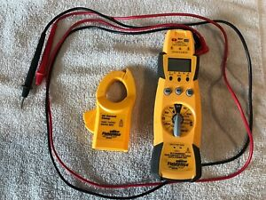 Fieldpiece Hs35 Multimeter With Ach4 Clamp And Leads