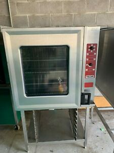 Vulcan Vce 10f Commercial Electric Steamer Convection Oven With Stand