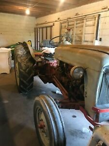 1953 Ford Jubilee 50th Ford Tractor Anniversary Edition Pick Up Only Alabama
