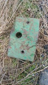 John Deere Early 40 S U Tractor Front Add On Weight M1939t