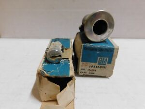 8869811 Gm Glove Box Case Lock 1963 Early 1964 67 Corvette Plus 4566764