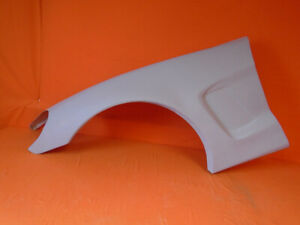 06 12 C6 Corvette Conversion Fenders From C6 To Z06 Wide Stance