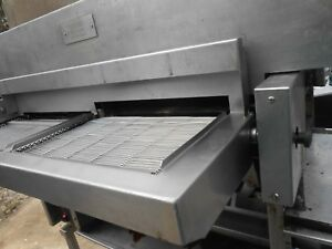 Nieco Automatic Natural Gas Broiler Model Mpb94 With Stainless Stand