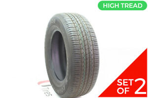 Set Of 2 Driven Once 245 65r17 Toyo Open Country A20 105s 9 5 32