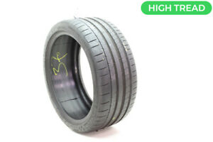 Used 255 35zr19 Michelin Pilot Super Sport 96y 8 5 32