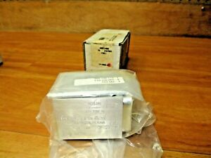 Sun Hydraulics Fbc Hydraulic Relief Valve Manifold new In Box