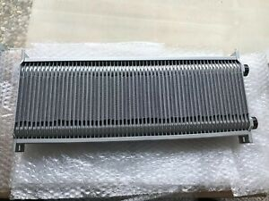 Earls 26000erl 60 Row Core Engine Transmission Oil Cooler Silver
