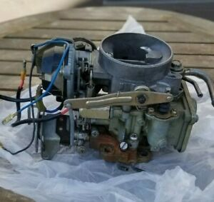 1979 Chevy Luv Truck Hitachi 2 Bbl Carburetor With Ac Solenoid For Mikado