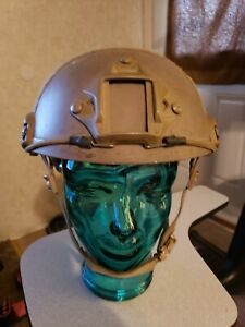 OPS CORE FAST XP HIGH-CUT BALLISTIC Helmet ML DESERT TANUSED