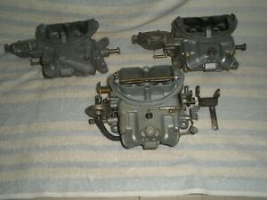 1970 440 Six Pack Holley Carbs 4376 4382 4383 Road Runner Cuda Super Bee