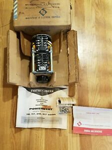 Superior Electric Q116u 2 Variable Transformer Powerstat New Old Stock
