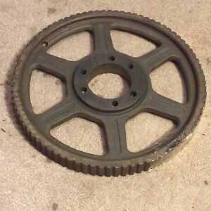 Timing Belt Pulley 84h100 Sf Sprocket Pulley 62958
