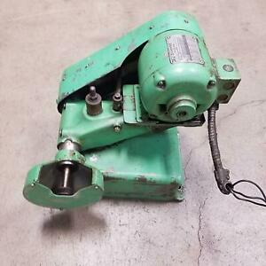 Dumore 77 022 Tool Post Grinder W 7n 202 Grinder Spindle Used