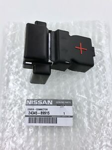 Nissan Positive Battery Terminal Cover New Oem Pathfinder Xterra Titan Armada