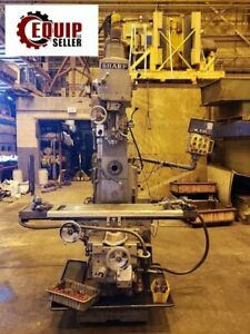 1999 Sharp Vh3 Vertical Horizontal Mill Milling Machining Machine