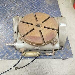 Yuasa 550 212 12 Tilting Rotary Table Used