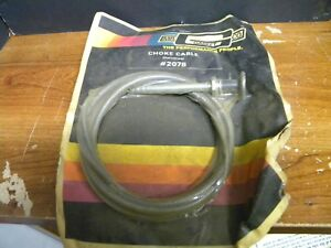 Mr Gasket Co Universal Choke Cable 2078 Nos