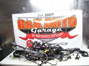 2005 Cadillac Deville Interior Wiring Harness Body Inside Main Electrical