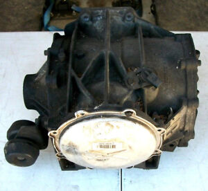 1998 Corvette C5 Factory Rear End Posi 2 73 Gear Unit Stump Housing Case