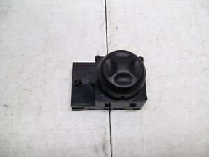 2005 Cadillac Deville Front Passenger Side Lumbar Seat Switch Button Right Hand