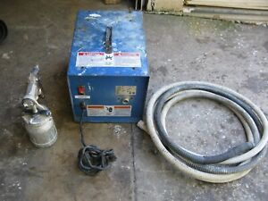 Cx7 Turbine Graco Croix Hvlp Spray Paint System Cx 7