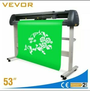 free Vinyl ce 1350 Mm 53 Lcd Sign Sticker Vinyl Cutter Cutting Plotter Sk1350t