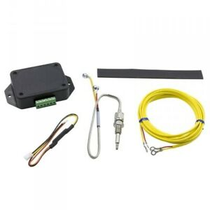 Autometer 6054 Pyrometer Sensor Kit For Use With Auto Meter Airdrive Gauges