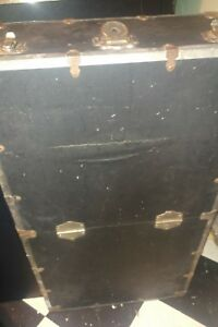 20s Autorobe Car Trunk Wardrobe Case Vintage Usa Made Free Us Shipping