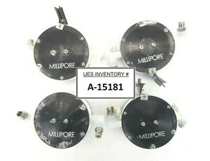 Millipore Wcdp025l1 Wafergard Photoresist Chemical Dispense Pump Lot Of 4 Spare