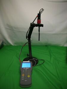 Beckman Coulter Ph 410 Portable Ph Meter With Probe And Orion Probe And Stand