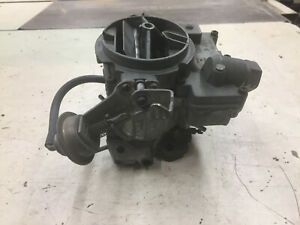 Rochester Two Barrel 2jet Carburetor 7042118 For 1972 Chevy With 350