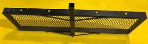 Trailer Hitch Mounted Cargo Tray