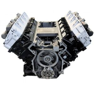 Ford Powerstroke 6 0 Remanafactured Diesel Engine Long Block 2003 2010