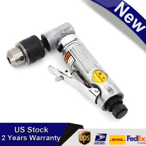 New3 8 Reversible Air Drill Heavy Duty Handle Air Drill Pneumatic Fast Shipping