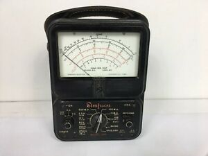 Simpson 260 Series 2 Vintage Multimeter Tested