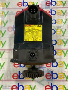 Fanuc Robot Ac Servo Motor Is 8 4000 A06b 0235 b605 s000 Us Seller Used