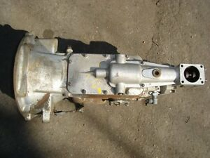 Ferrari 365 V12 5 Speed Transmission Gearbox Gear Box