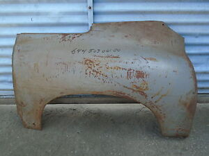 Porsche 356 A Coupe Nos Quarter Wing Rear Fender 64450306100 356a Left Panel