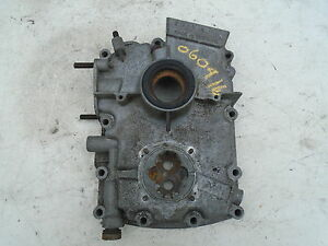 1959 1960 Porsche 356a Engine Motor Case 3rd Timing Cover Piece 84981 Super B