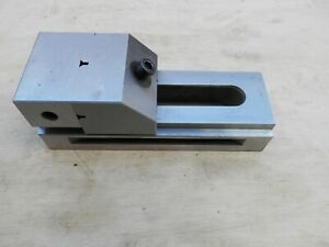 Machinist Grinding Vise 2 Jaws