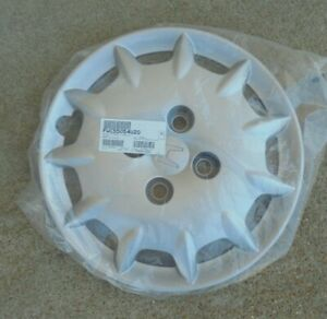 15 2001 02 Honda Accord 11 Spoke Lx 4 Cyl Model Hubcap Wheel Cover