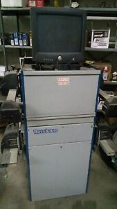 Used Nussbaum Alignment Machines Plus Extra Heads
