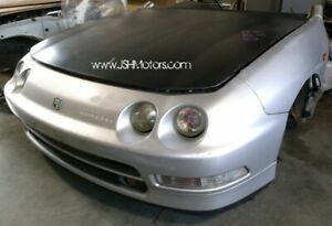 Jdm 94 01 Acura Integra Oem Front End Conversion Nose Cut