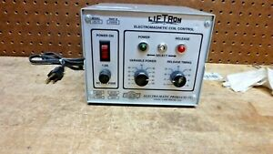 Electro matic Products Lav 75 P n 030839 Liftron Electromagnetic Coil Control