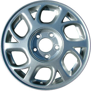 Chrome Plated 12 Slot 16x6 5 Factory Wheel 2000 2002 Oldsmobile Intrigue