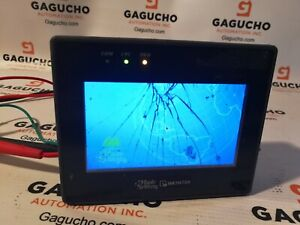 Maple Systems Hmi5043n Touch Screen Hmi Crack On Screen